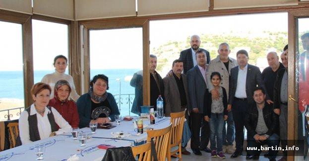 Tunç, Amasra Teşkilatıyla Kahvaltıda