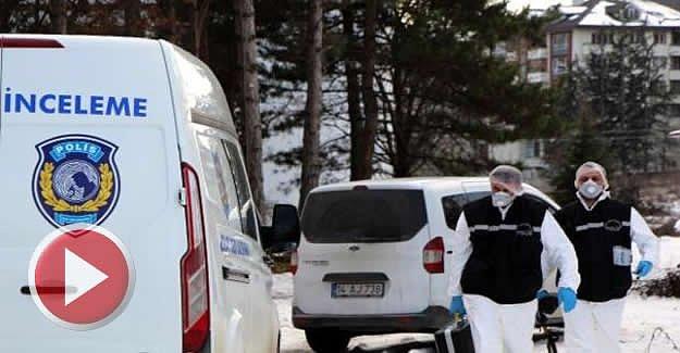 Kullanılmayan otelde kadın cesedi bulundu