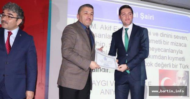 Mehmet Akif Ersoy Unutulmadı