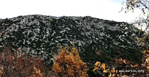 Ulukaya'nın Kayaları Mermere Dönüşüyor