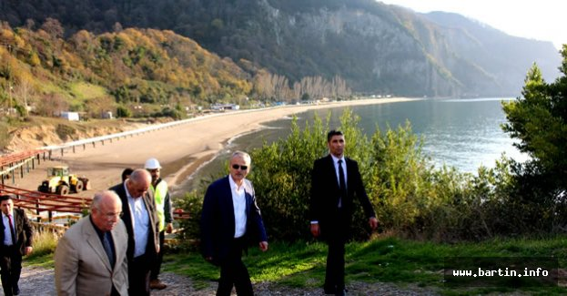 Vali'den Güzelcehisar Projesine Tam Not