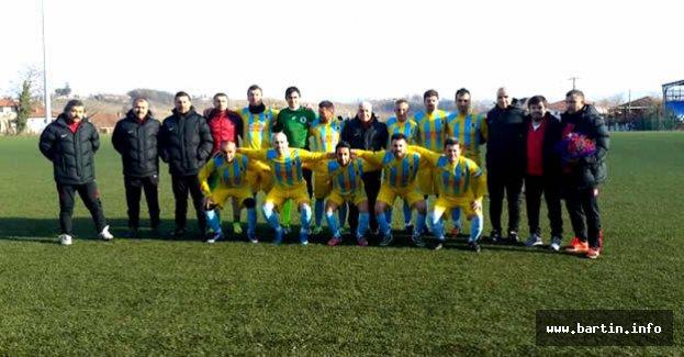 Yolspor Akçakoca'da Tek Golle Kazandı: 0-1