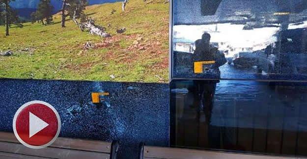 Acil servis önünde silahlı çatışma: 6 yaralı