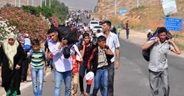 Bartın'daki Suriyeli Sayısı Artıyor