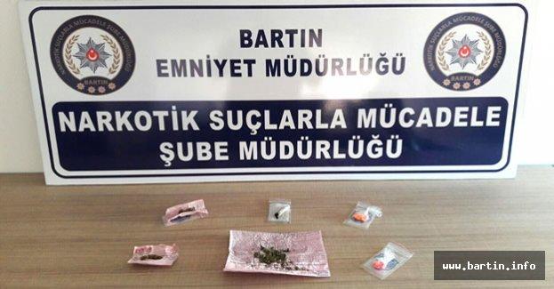 Polisten Esrar ve Ecstacy Operasyonları