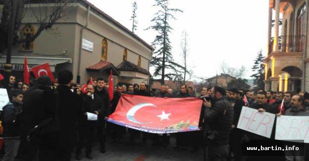 Afrin emperyalistlere mezar olacak