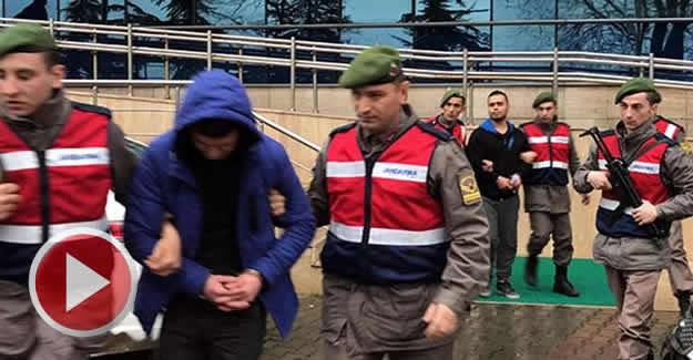 Doktoru darbeden uzman çavuş ve arkadaşı tutuklandı