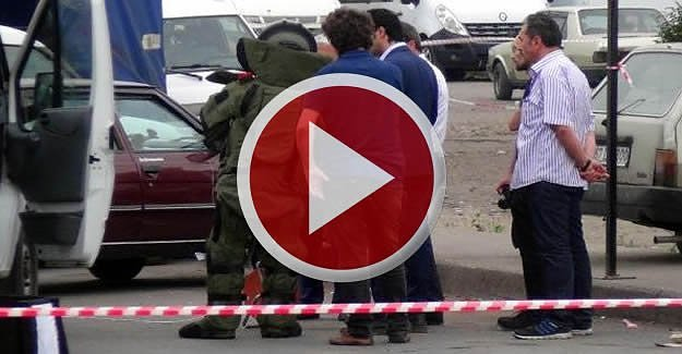 Eşinin otomobilinin altına bomba düzeneği koyan koca: Öldürme kastım yoktu