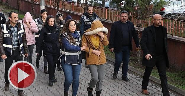 Fuhuş Opeasyonu:  4 kadına gözaltı