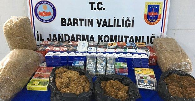 Jandarma'dan Duman Operasyonu