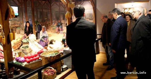 Kent Müzesine Ziyaretçi Akını Devam Ediyor