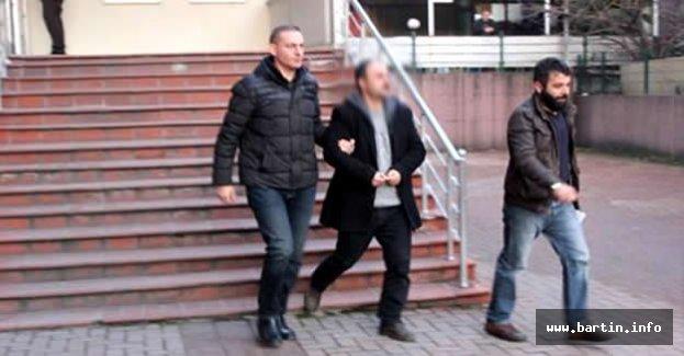Muhasebeci FETÖ'den Tutuklandı