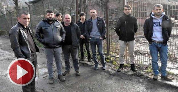 TTK'da 8 taşeron işçinin iş akitleri sonlandırıldı