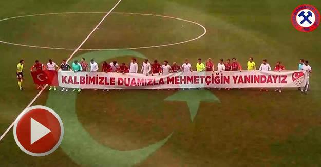 Zonguldakspor'dan Afrin'deki Mehmetçiğe klipli destek