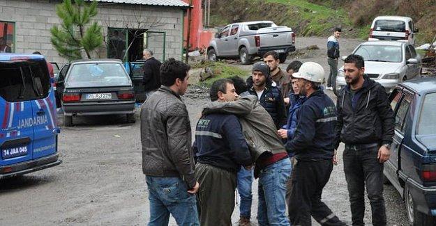 Amasra'da 148 Madencinin işine son verildi