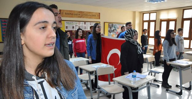 Bartınlı Gençlerden Afrin'e 101 Mektup
