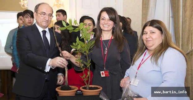 Londra Büyükelçisinden Bartın'a: Efsane kent