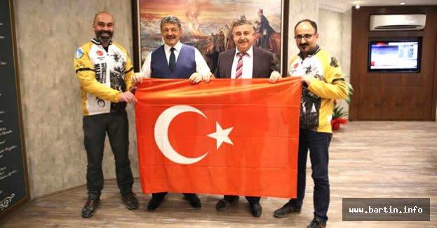 Pedaldaşlar Çanakkale Yolcusu