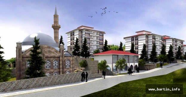 Ulus'a yeni bir şehir ilave ediliyor