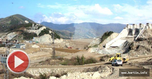Kozcağız Barajı Bu Yıl Tamamlanıyor