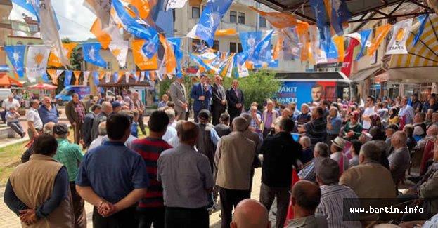 Abdipaşa'da Gövde Gösterisi