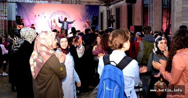 Bartın Üniversitesi Şenlikleri Devam Ediyor