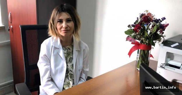 Dr.Meryem Anayurt Göreve Başladı