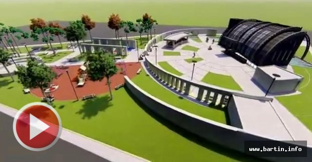 Kozcağız Kent Park Projesi Başlıyor