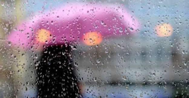 Meteorolojiden Sel Uyarısı