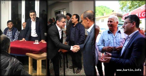 MHP Adayları Hızlı Başladı
