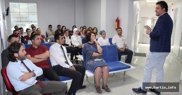Sağlık Kuruluşlarına Pazarlama Eğitimi