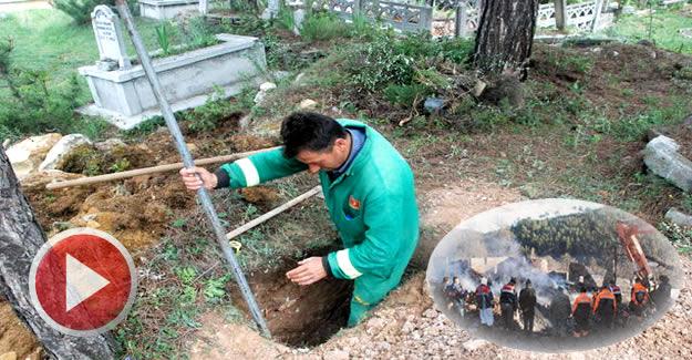 Vahşice Öldürülen 5 Kişi, Bebek Mezarına Defnedilecek