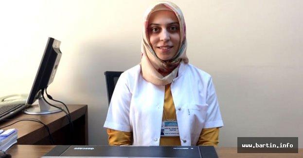 Dr. Büşra Acar Göreve Başladı