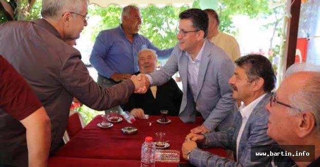 Dr.Kırşanlı İnkumu, Kurtköy ve Kozcağız'da