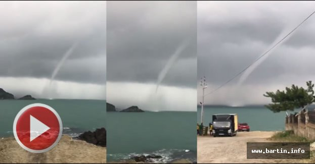 Hortum Çıktı, Meteoroloji'den Sel Uyarısı
