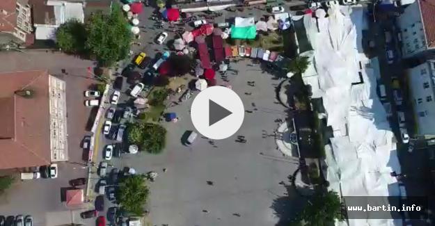 Kablo Hırsızı Drone'la Yakalandı