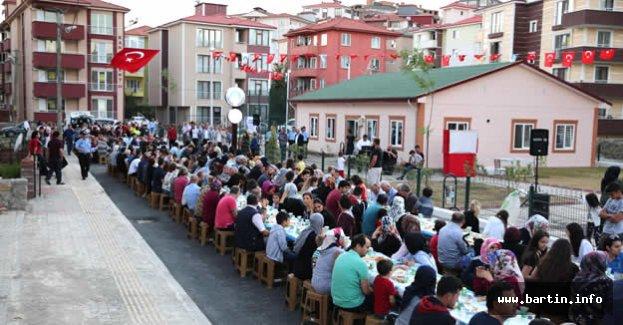 Kavallar Yaşam Merkezi İftar'la Açıldı