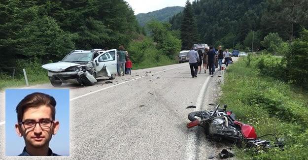 Mezun olduğu gün kazada yaşamını yitirdi