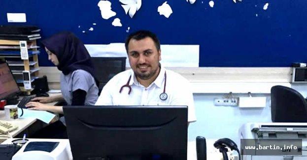 Dr. Özcan SAĞLAM Göreve Başladı