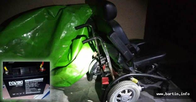 El-İnsaf: Engelli Aracının Aküsünü Çalmışlar