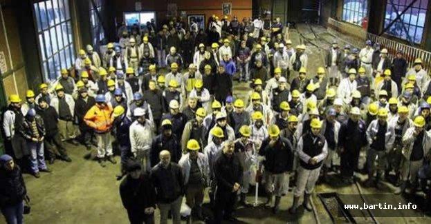 GMİS'ten TTK'ya İşçi Müjdesi