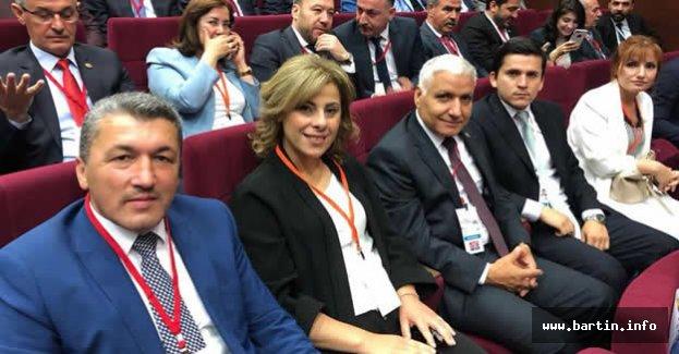 Kalaycı, 125. İl Başkanları Toplantısında