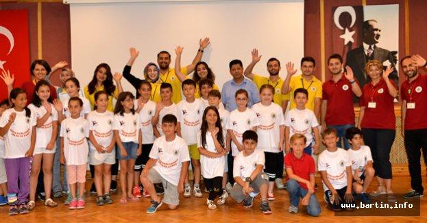 Küre Dağları'nda Bilim ve Sanat kampı