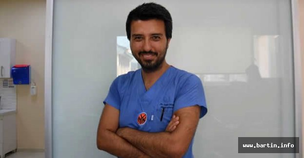 Dr. Salih TOKMAK Göreve Başladı