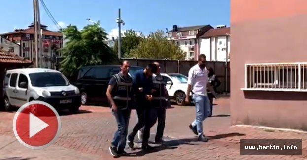Hırsızlık ve Cinsel Saldırı Zanlısı Tutuklandı