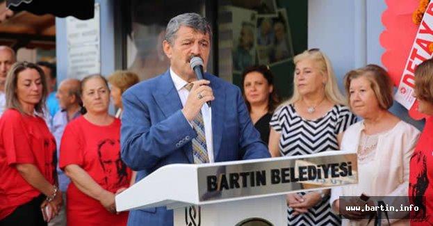 Sosyal Hizmet Merkezi Törenle Açıldı