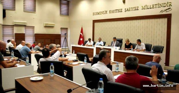 Belediye Meclisi 2 Önemli Maddeyi Görüştü