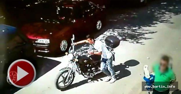 Motosiklet Hırsızı: Bir Anlık Heves