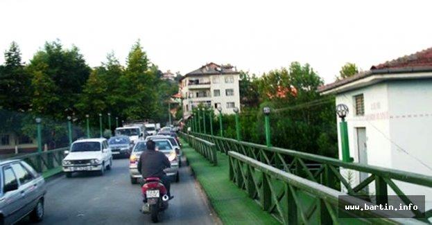 Orduyeri Köprüsünü Rahatlatacak Proje