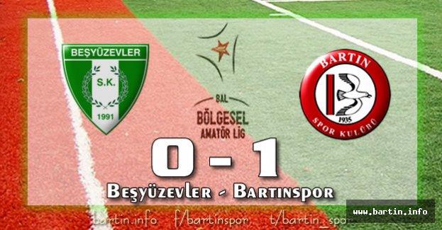 Bartınspor İstanbul'dan Lider Dönüyor